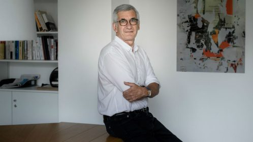 Prix Solidarité 2016 Pascal Manoukian