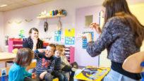 Classe bilingue : à l'école des signes