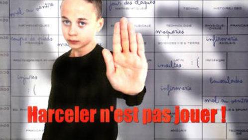 Stop au cyber-harcèlement à l'école