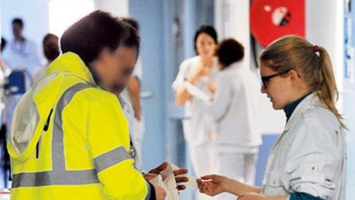 Hôpital : au coeur d'un service d'urgences