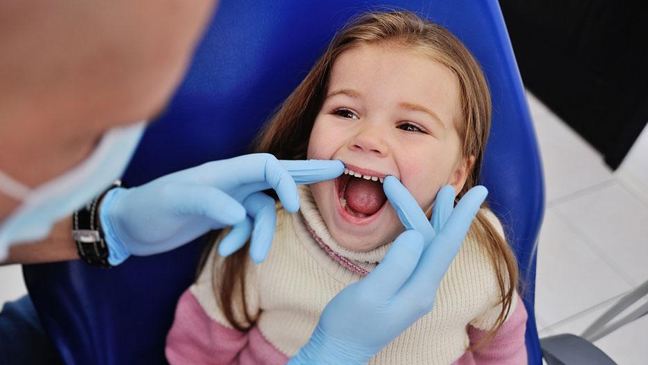 Orthodontie pour les jeunes enfants
