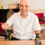 Rencontre avec Philippe Croizon