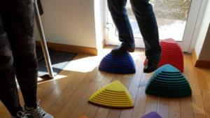 Test équilibre agence Harmonie Mutuelle