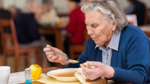 dénutrition personnes âgées
