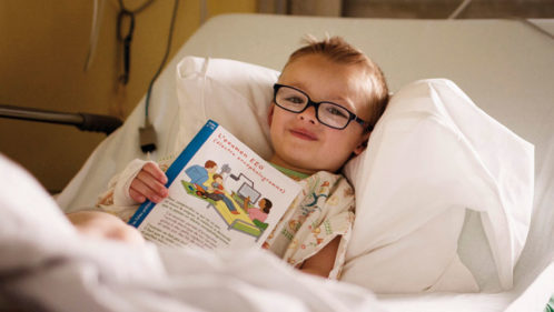 Hospitalisation : comment préparer son enfant ?