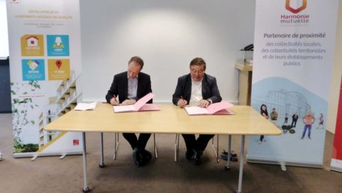 Signature convention EFIDIS Harmonie Mutuelle