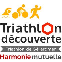 Harmonie Mutuelle parraine le Triathlon Découverte de Gérardmer