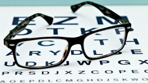 Tests de l'acuité visuelle avec Harmonie Mutuelle