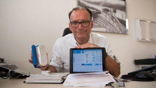 E-santé : Éric Couhet, médecin « connecté »