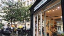 Façade de la Maison du zéro déchet à Paris