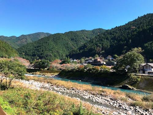 Le village de Kamikatsu