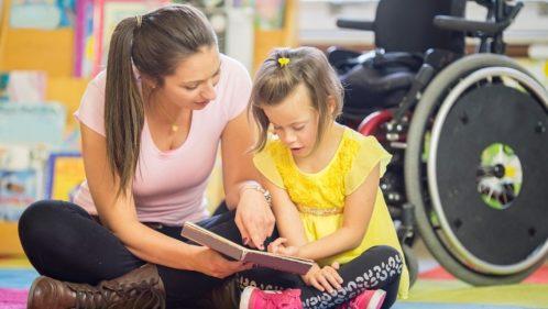 Enfant handicapé, assurer son avenir