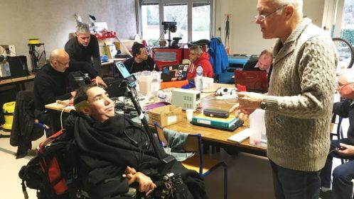 Handicap : un atelier pour « s'autoréparer »