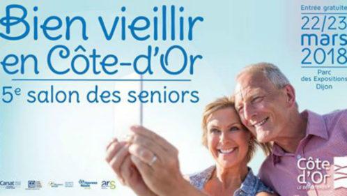 Harmonie Mutuelle au salon Bien vieillir en Côte d'Or