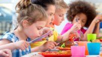 Quand le bio s'invite dans les assiettes des enfants