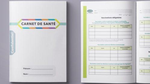 Un nouveau carnet de santé