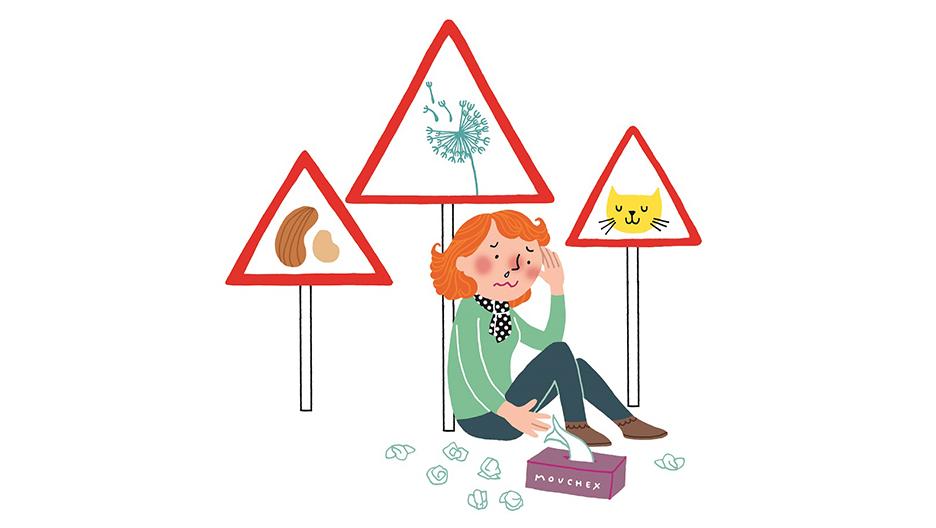 Les allergies, une fatalité ?