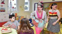 Le Rire Médecin redonne aux enfants l'envie de s'amuser