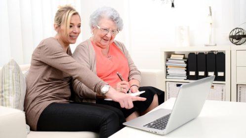 Quand le numérique vient en aide aux aidants