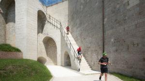 Trail Citadelle Besançon Gilles Reboisson