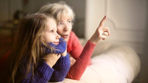 Grands-parents : une place à part dans le cœur des enfants