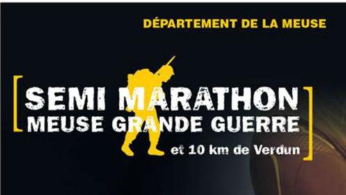 Semi marathon Verdun 2018
