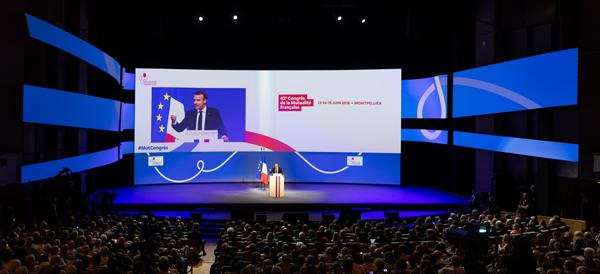 Congrès de la Mutualité Française 2018