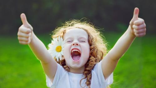 Etre optimiste nous fait du bien