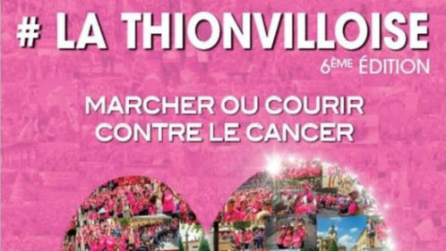 La Thionvilloise 2018 affiche