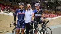 Vis mon sport : tours de piste pour François Pervis