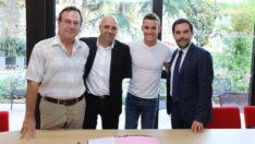 Philippe Croizon crée une académie handisport