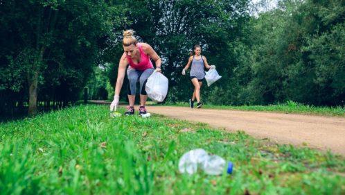 Plogging : et si vous couriez utile ?