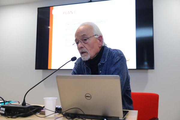 Dr Jean-Luc Mabilon