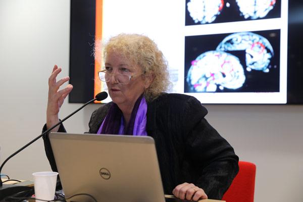 Dr Silvia Morar