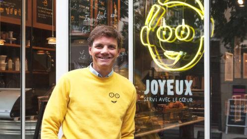 Handicap : rencontre avec le fondateur des cafés Joyeux