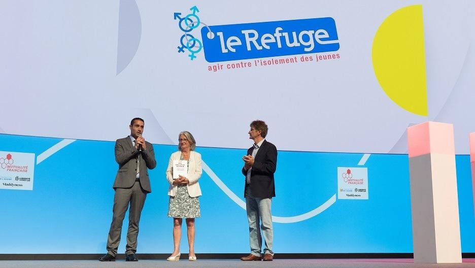 Le Refuge, coup de cœur du prix « Innovation Mutuelle »