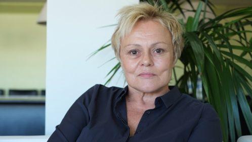 Muriel Robin, une femme engagée