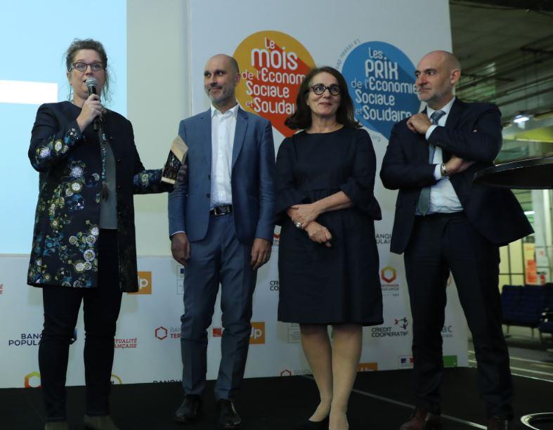 Mobidys gagnant du Prix utilité sociale