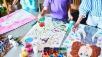 « L'art-thérapie favorise l'expression des patients »