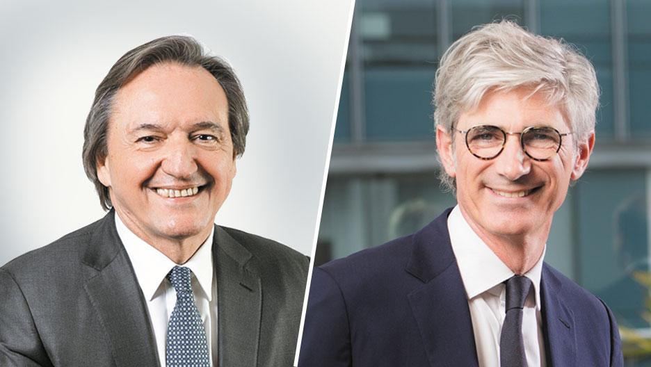 Francois Venturini et Stephane Dedeyan - crédit Julien Faure et DR