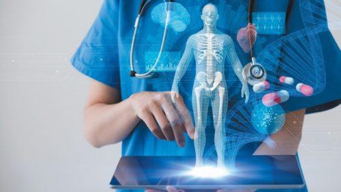 « Grâce à l'intelligence artificielle, le médecin aura plus de temps pour son patient »