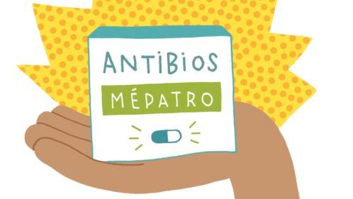 Vrai/faux sur les antibiotiques