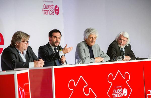 Débat accès aux soins experts - crédit Julien Faure