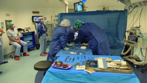 Prothèse bionique du bras : une première médicale en France