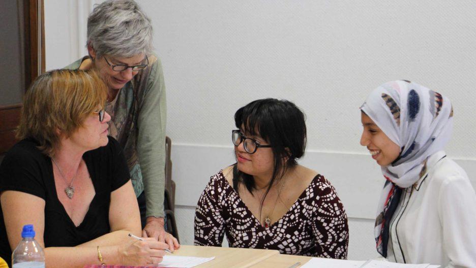 Savoirs pour réussir : une chance pour sortir de l'illettrisme