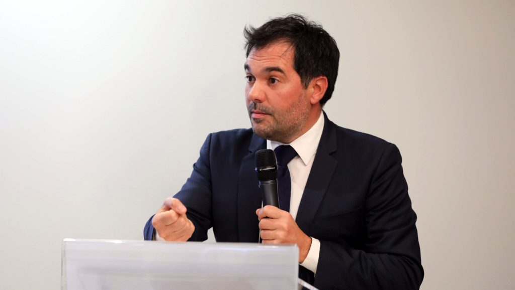 Agora ESS en Europe - Stéphane Junique