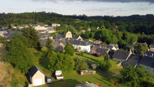 À Faux-la-Montagne, une scierie coopérative participe à la revitalisation du village depuis plus de 30 ans