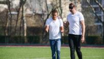 Alain Bernard dans la peau de quatre athlètes handisport