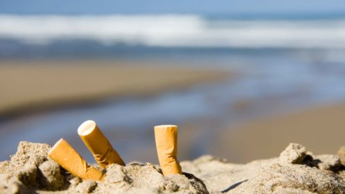 Quelles solutions contre la pollution des mégots de cigarettes ?