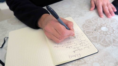 Pourquoi écrire nous fait du bien ?